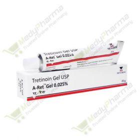 Buy A-Ret 0.025% Gel Online