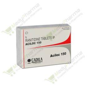 Buy Aciloc 150 Mg Online