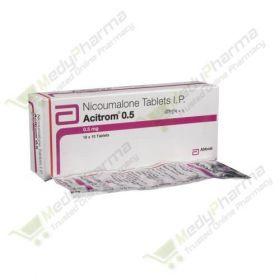 Buy Acitrom 0.5 Mg Online