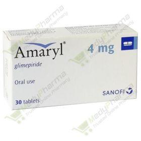 Buy Amaryl 4 Mg Online
