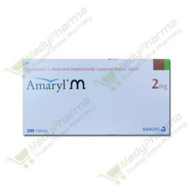 Buy Amaryl M 2 Mg Online