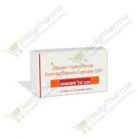 Buy Angizem CD 120 Mg Online