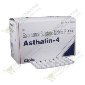 Buy Asthalin 4 Mg Online