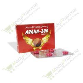 Buy Avana 200 Mg Online