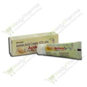 Buy Aziderm 10% Cream Online