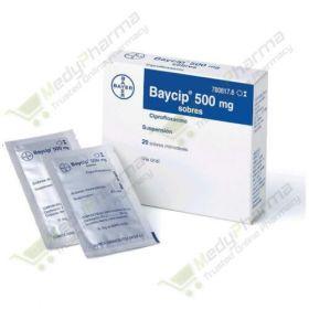 Buy Baycip 500 Mg Online