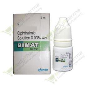 Buy Bimat Eye Drop Online