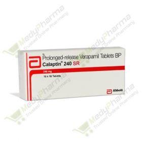 Buy Calaptin SR 240 Mg Online