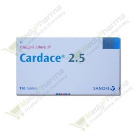 Buy Cardace 2.5 Mg Online