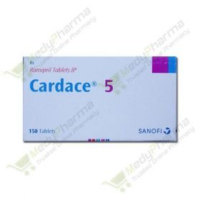 Buy Cardace 5 Mg Online