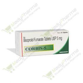 Buy Corbis 5 Mg Online