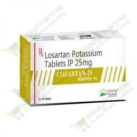 Buy Cozartan 25 Mg Online