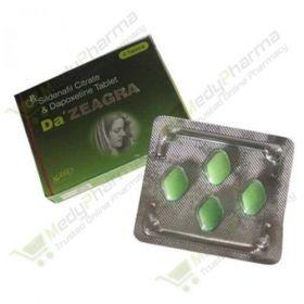 Buy Da-Zeagra Tablet Online