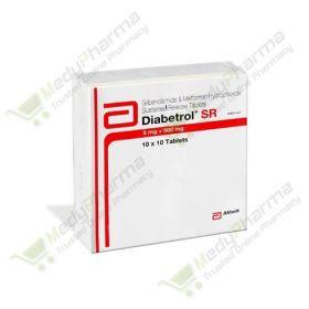 Buy Diabetrol SR Online