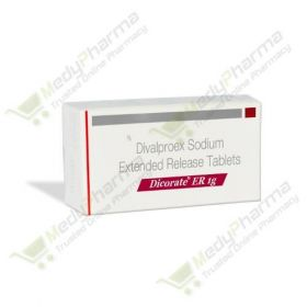 Buy Dicorate ER 1000 Mg Online