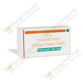 Buy Dicorate ER 500 Mg Online