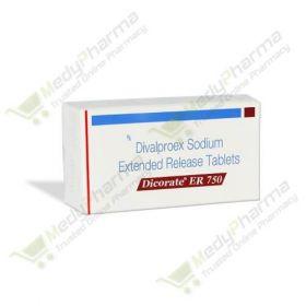 Buy Dicorate ER 750 Mg Online