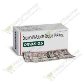Buy Dilvas 2.5 Mg Online