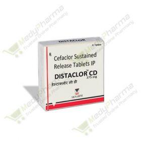 Buy Distaclor CD 375 Mg Online