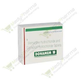 Buy Donamem 10 Mg Online