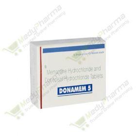 Buy Donamem 5 Mg Online