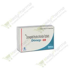 Buy Donep 10 Mg Online
