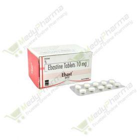 Buy Ebast 10 Mg Online