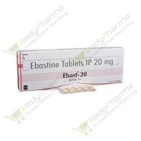 Buy Ebast 20 Mg Online