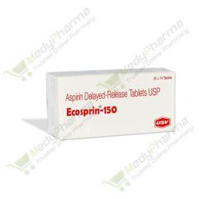 Buy Ecosprin 150 Mg Online