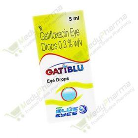 Buy Gatiblu Eye Drop Online
