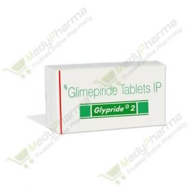 Buy Glypride 2 Mg Online