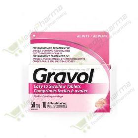 Buy Gravol 50 Mg Online