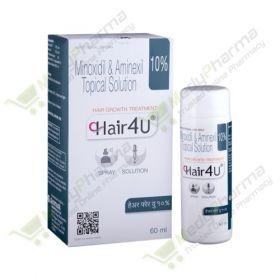 Buy Hair 4U 10% Topical Solution Online