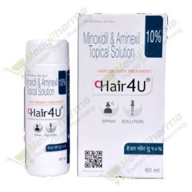 Buy Hair 4U 5% Topical Solution Online