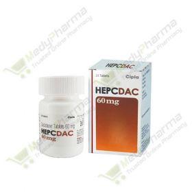 Buy Hepcdac 60 Mg Online