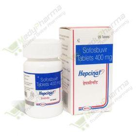 Buy Hepcinat 400 Mg Online