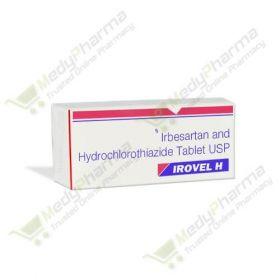 Buy Irovel H Tablet Online