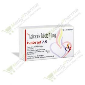 Buy Ivabrad 7.5 Mg Online
