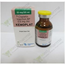 Buy Kemoplat 10 Mg Injection Online
