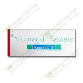 Buy Korandil 5 Mg Online