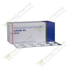 Buy Licab XL 400 Mg Online