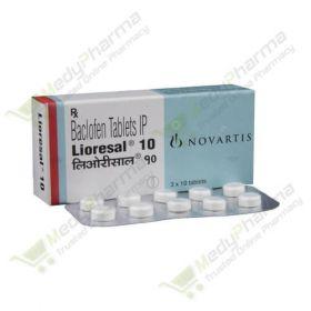 Buy Lioresal 10 Mg Online
