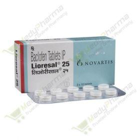 Buy Lioresal 25 Mg Online