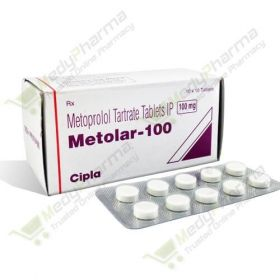 Buy Metolar 100 Mg Online