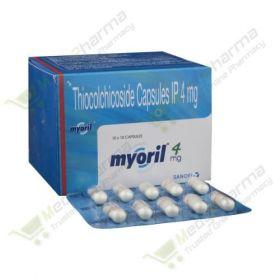 Buy Myoril 4 Mg Online