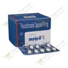 Buy Myoril 8 Mg Online