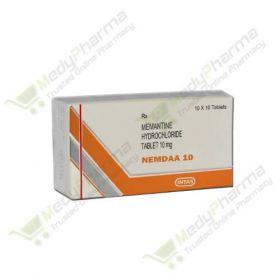 Buy Nemdaa 10 Mg Online