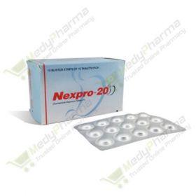 Buy Nexpro 20 Mg Online