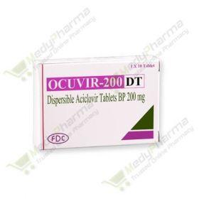 Buy Ocuvir 200 DT Online