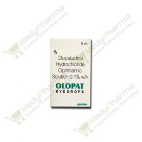 Buy Olopat Eye Drop Online